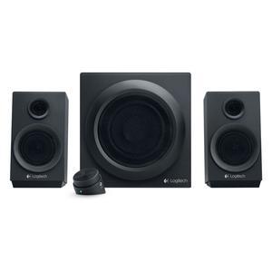 Logitech Speaker Z333 schwarz 980-001202 2.1 Stereo, 40W RMS