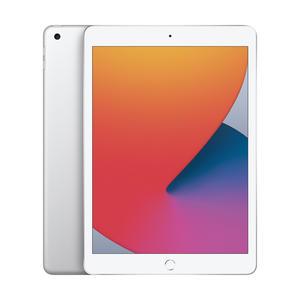 Apple iPad 10.2 WiFi 32GB Silber MYLA2 MYLA2FD/A silber/weiß