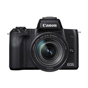 Canon EOS M50 schwarz EF-M 18-150 Kit Systemkamera