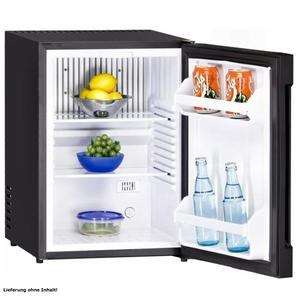 Exquisit FA40 Absorber Technik Mini Kühlschrank schwarz