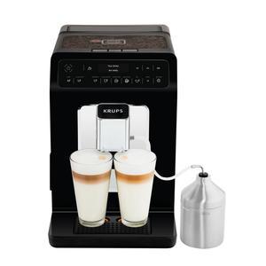 Krups EA8918 Evidence schwarz Kaffeevollautomat One-Touch-Cappuccino