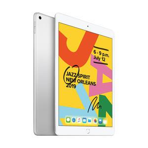 Apple iPad 10.2 WiFi 32GB Silber MW752 MW752FD/A silber/weiss
