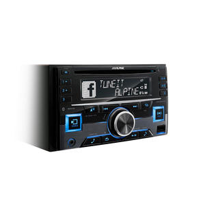 ALPINE CDE-W296BT Doppel DIN CD-Receiver