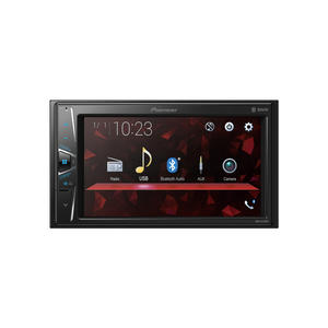 "Pioneer DMH-G220BT 6,2"" Clear Type Resistive Multi-Touchscreen-Tuner"