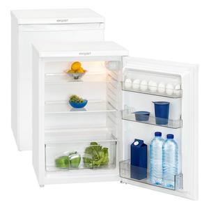 Exquisit KS 16-4 RVA++ weiss Standkühlschrank ohne Gefrierfach