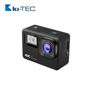 Ki-Tec ATQ60E4K-60fps Action Camera Actioncam