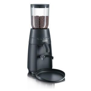 Graef CM702 Kaffeemühle matt-schwarz