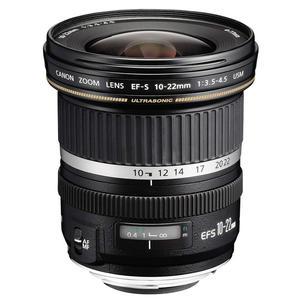 Canon EF-S 10-22mm/3.5-4.5 USM Weitwinkelzoom