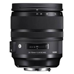 Sigma 24-70mm 2.8 DG OS HSM Nikon Art-Serie