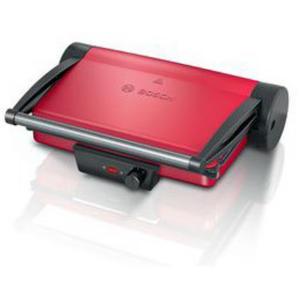 Bosch TCG4104 rot/anthrazit Kontaktgrill