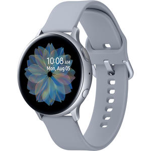 Samsung Galaxy Watch Active 2 silber Aluminium 44mm SM-R820NZSAATO