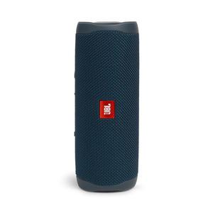 JBL Flip 5 blau Spritzwasserfest, Bluetooth Lautsprecher