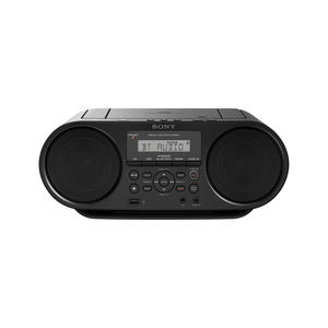 Sony ZS-RS60BT Black CD/USB/BT/NFC CD-Boombox