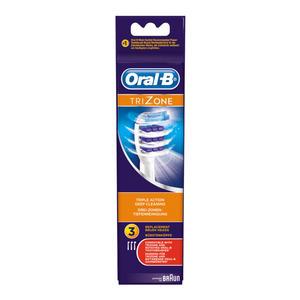 Oral-B Aufsteckbürsten TriZone 3er Weiß