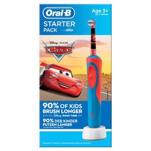 Oral-B Kids Cars Promo Starterpack