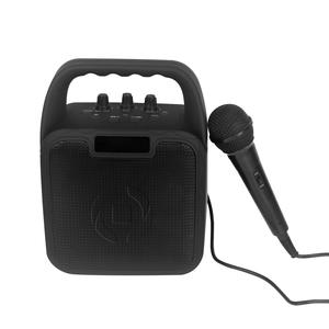 CELLY Bluetooth Karaoke Set schwarz PARTYBK
