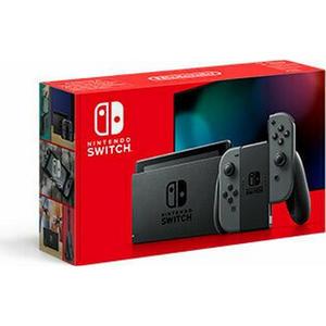 Nintendo Switch Konsole schwarz/grau 10002199 neues Modell 2019