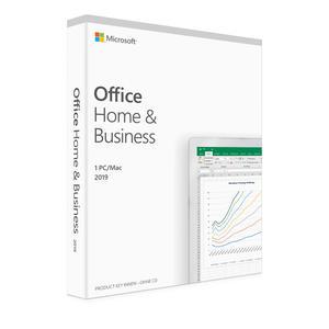 Microsoft Office 2019 Home und Business T5D-03210 PKC, deutsch, 1 Dauerlizenz