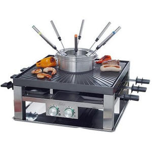 SOLIS Combi-Grill 3 in 1 796 Multifunktions-Grill