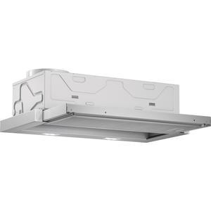 Bosch DFL064A50 Flachschirmhaube 60cm grau-metallic