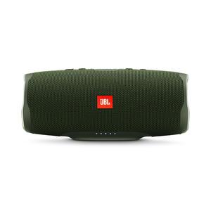 JBL Charge 4 grün spritzwasserfester Lautsprecher