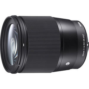 Sigma 16mm 1.4 DG DN Sony E-Mount Contemporary-Serie