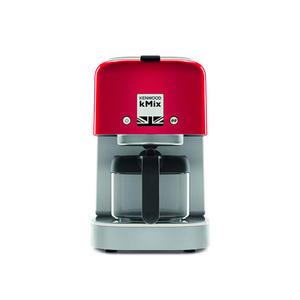 Kenwood COX750RD kMix Filterkaffeemaschine, Chili rot