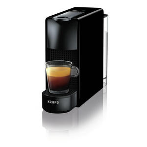 Krups XN1108 Essenza Mini Black Nespresso Kapselmaschine Kaffeemaschine