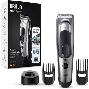 Braun HairClipper HC5090 silber