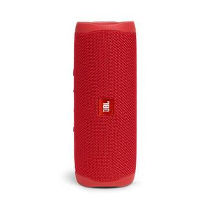 JBL Flip 5 rot Spritzwasserfest, Bluetooth Lautsprecher
