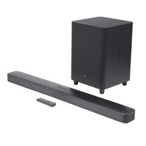 JBL Bar 5.1 Surround 5.1-Kanal-Soundbar mit MultiBeam-Sound-Technologie