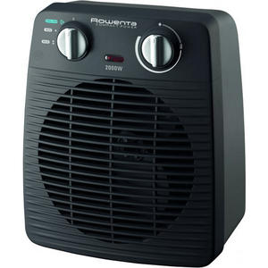 Rowenta SO 2210 Compact Power Heizlüfter, Graubraun