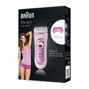 Braun Silk-épil Lady Shaver LS 5100 Pink