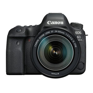 Canon EOS 6D Mark II inkl. 24-105 IS STM 24-105 IS STM F/3,5-5,6