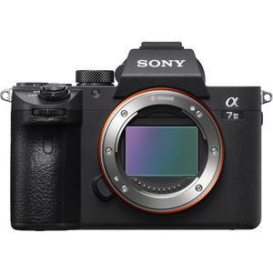 Sony ILCE-7M3 Alpha 7 III Gehäuse 35-mm-Vollformatbildsensor