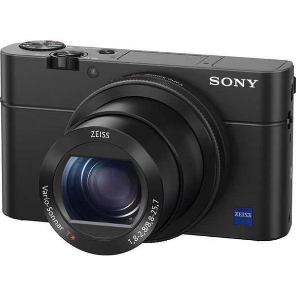 Sony DSC-RX100M4 schwarz