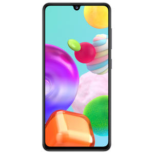 Samsung Galaxy A41 prism crush black SM-A415FZKDEUB