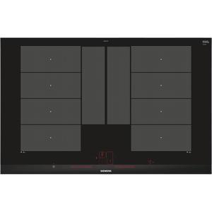 Siemens EX875LYC1E Induktions-Kochfeld 80cm Facetten-Design
