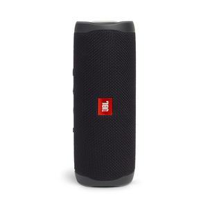 JBL Flip 5 schwarz Spritzwasserfest, Bluetooth Lautsprecher