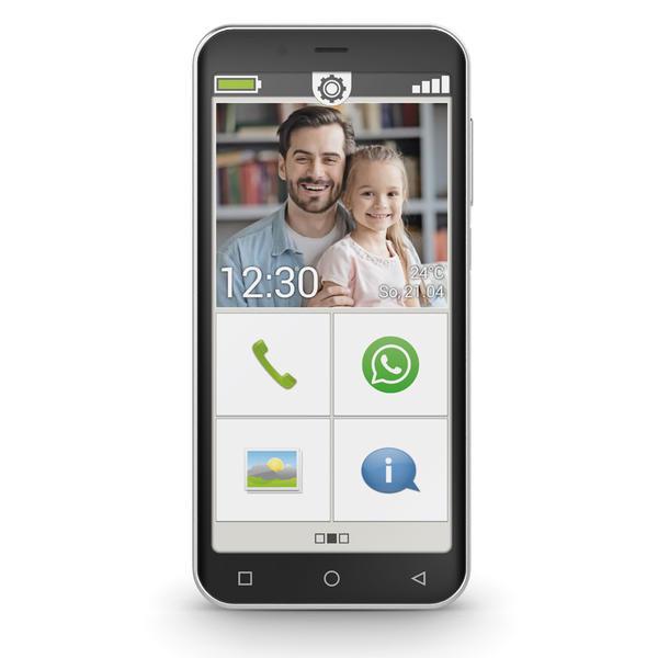"Emporia Smart 4 schwarz 5"" 3 GB RAM/32 GB"