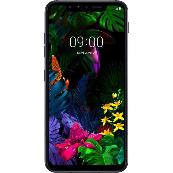 """LG G8s ThinQ Dual-SIM mirror black 6,21"""" 128GB/6GB RAM Smartphone"""