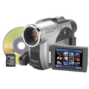 Hitachi DZ-MV730 DVD Camcorder