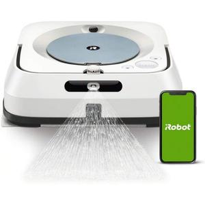 iRobot Braava m6134 Wischroboter, iRobot HOME-App