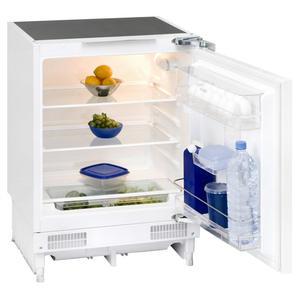 Exquisit UKS 140-1 RV A+ /Weiss Unterbau Kühlschrank ohne Gefrierfach