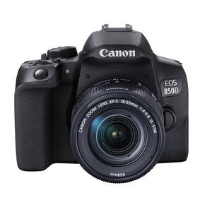 Canon EOS 850D + EF-S 18-55mm IS STM Digitale SLR Kamera