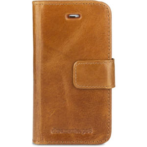 Dbramante Bernstorff iPhone 5/5s/SE Dark Tan Cover BE5EGTDT3178