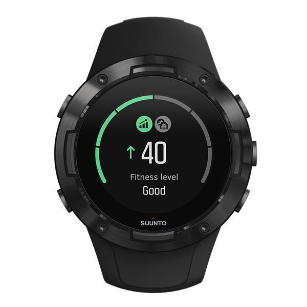 Suunto 5 All Black (SS050299000) GPS-Sportuhr