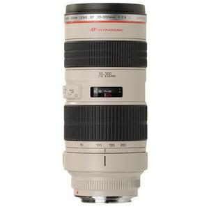 Canon EF 70-200/2,8 L USM Teleobjektiv