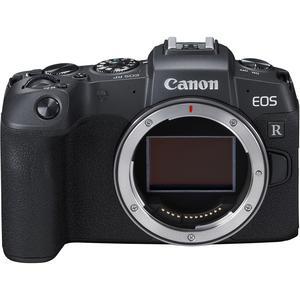 Canon EOS RP Gehäuse + Adapter EF-EOS R Vollformat-Systemkamera