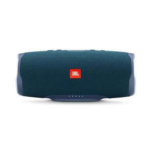JBL Charge 4 blau spritzwasserfester Lautsprecher